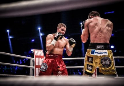 Tyron Zeuge wants rematch against Giovanni De Carolis