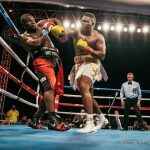 Fred Kassi - Heavyweight Jarrell Miller (18-0-1, 16 KOs) showed that he could beat a vulnerable and much lighter Fred Kassi (18-6-1, 10 KOs) tonight in stopping him in three rounds on Friday in a one-sided contest on Showtime Boxing at the outdoor Rhinos Stadium in Rochester, New York.  The 36-year-old Kassi decided he'd had enough after the third round, so he didn't bother coming out for round four.