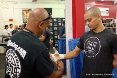 Oscar Riojas Vyacheslav Shabranskyy Boxing News