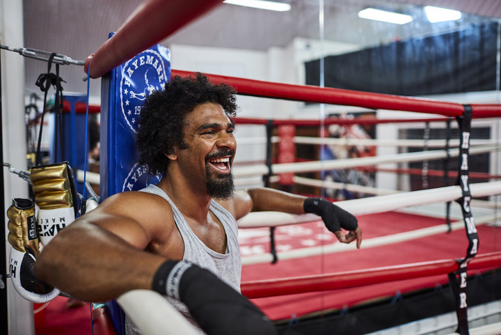 David Haye Boxing News
