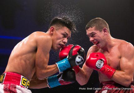 Results: Miguel Flores Defeats Ryan Kielczweski