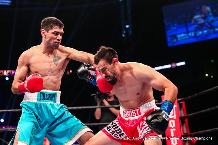 David Peralta Robert Guerrero Boxing News Boxing Results