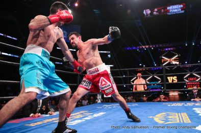 David Peralta Robert Guerrero Boxing News Boxing Results