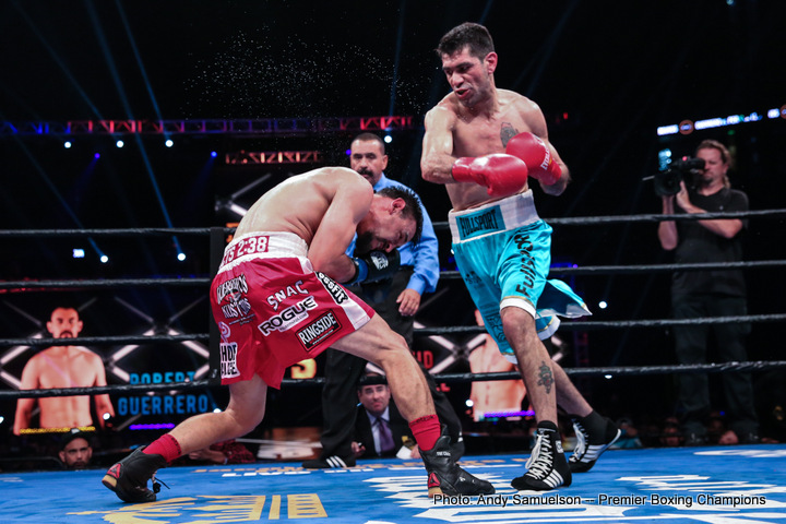 Guerrero vs Peralta: Peralta Might Be a Taxi Driver, But He's No Hack