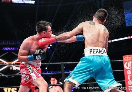 Results: Peralta decisions Guerrero; Hernandez defeats Angulo