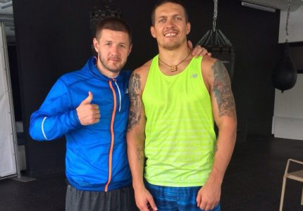 Usyk vs  Glowacki on Saturday – Watch Weigh-In Video