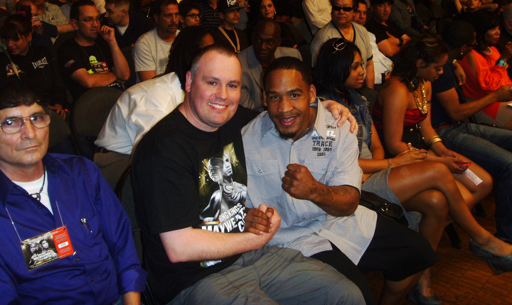 James Kirkland: once full of fire, now burnt out?