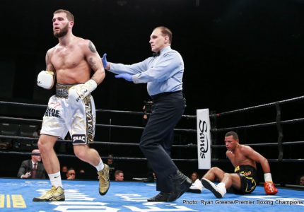 Results: Caleb Plant beats Juan De Angel