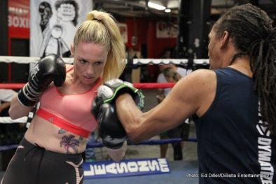 Heather Hardy Shelly Vincent Press Room
