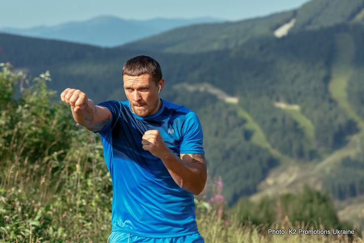 Krzystof Glowacki Oleksandr Usyk Boxing News