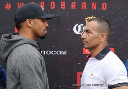 Andre Ward – Alexander Brand final quotes for Saturday's fight on HBO