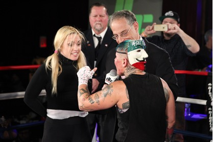 Heather Hardy Shelly Vincent Boxing News