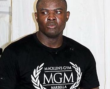 MGM Heavyweight Martin Bakole Ilunga Added To MGM Scotland's Championship Boxing on BoxNation