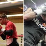 """Liam Smith, Saul """"Canelo"""" Alvarez - HBO Sports, widely acclaimed for its innovative boxing programming, takes an in-depth look at one of boxing's brightest superstars as he prepares to challenge a 154-pound champion from the UK at one of the world's most spectacular arenas when ROAD TO CANELO/SMITH debuts SATURDAY, SEPT. 10 (12:45-1:00 a.m. ET/PT)."""