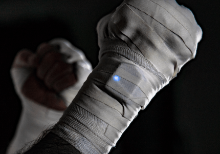 Hykso is About to Revolutionize Boxing with their Wearable Sensor Technology