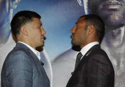 Golovkin vs. Brook quotes from London press conference