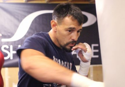 Robert Guerrero quotes for David Emanuel Peralta fight