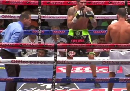 Results: Margarito defeats Alvarez