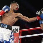 """Ryan Martin - Top Undefeated Lightweight Prospect Ryan """"Blue Chip"""" Martin, (15-0, 9KO's) will make his triumphant return to The Fabulous Forum on Saturday, September 10 to battle Mexico City's Fermin """"El Seda"""" De Los Santos, (28-15-2, 18KO's), in an eight round clash on the non-televised undercard of the WBC Super Flyweight World Championship between Consensus #1 Pound-For-Pound Fighter in the World, Roman """"Chocolatito"""" Gonzalez, (45-0-0, 38KO's) and defending undefeated world champion Carlos """"Principe"""" Cuadras, (35-0-0, 27KO's)."""
