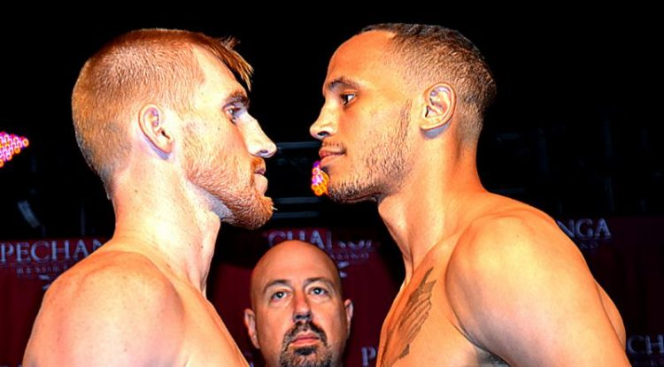 Chris Fitzpatrick Rob Brant Boxing News Boxing Results