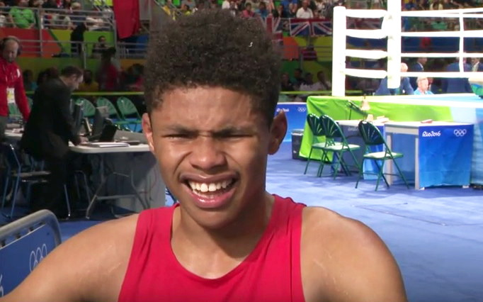 """Shakur Stevenson - After missing out on a gold medal at Rio 2016, ultra-talented and gifted Shakur Stevenson is now looking ahead to picking up gold at pro level - where big, big things are expected of him. The 19-year-old spoke with RingTV.com over the weekend and he said he will turn pro as a featherweight, """"there are top dogs at that weight,"""" he said. Stevenson has naturally had plenty of interest from the various promoters, yet he says he has not yet made up his mind about who he may or may not sign with."""
