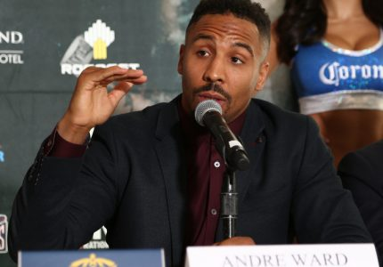Ward vs Kovalev: Andre Ward Interview Transcript