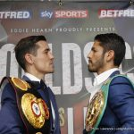 "Jorge Linares -  Jorge ""El Nino de Oro"" Linares has told Anthony ""Million Dollar"" Crolla that his fans cannot help him in their unification blockbuster for the WBA, WBC Diamond and vacant Ring Magazine Lightweight titles at the Manchester Arena on Saturday September 24, live on Sky Sports."