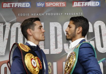 Linares not worried about Crolla's fans