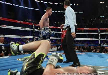 Liam Smith learns that courage and heart is not enough at the elite level