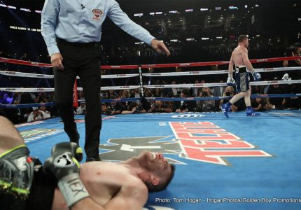 Canelo beats Smith. Is it time he moved up in weight?
