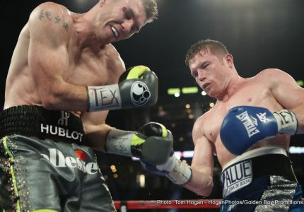 Results: Canelo KOs Smith; Monroe defeats Rosado