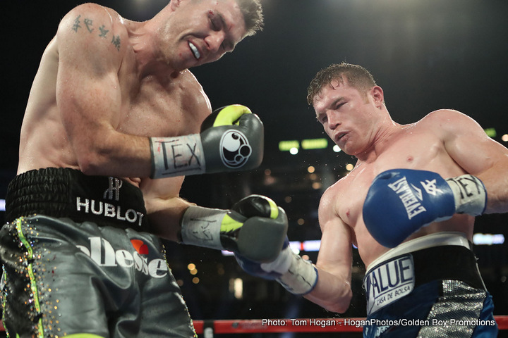 """Gabriel Rosado Liam Smith Saul """"Canelo"""" Alvarez Willie Monroe Jr. Boxing News Boxing Results"""