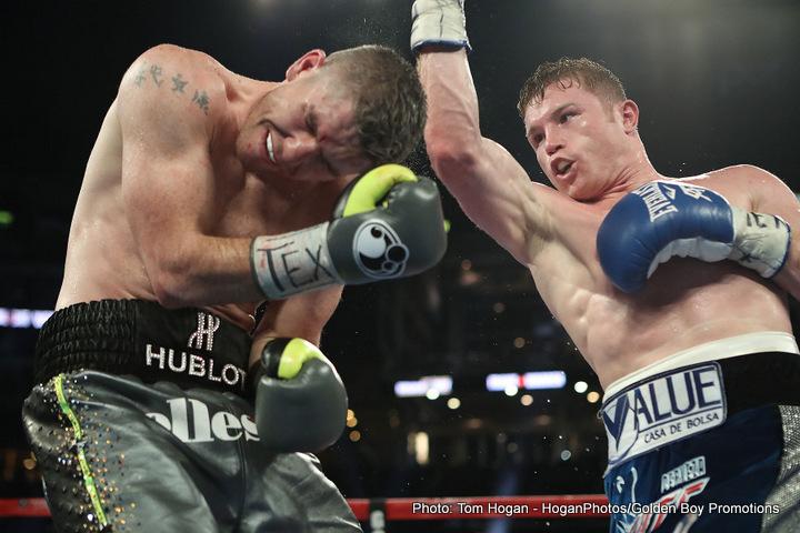 "Gennady Golovkin Saul ""Canelo"" Alvarez Boxing News Top Stories Boxing"