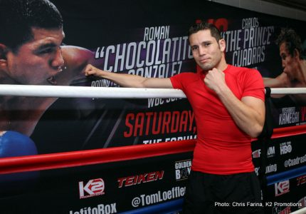 Watch: Cuadras and Gonzalez quotes for Saturday