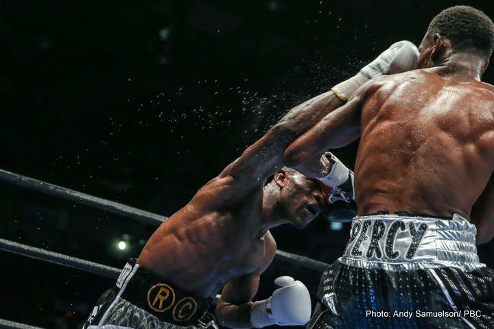 Daniel Jacobs Richard Commey Robert Easter Jr. Sergio Mora Boxing News Boxing Results