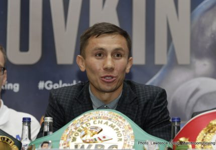 WBC orders 4-man tourney to pick Golovkin mandatory / Briedis vs Huck