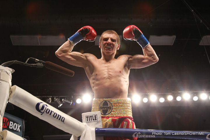 Ivan Golub - Boxing Results