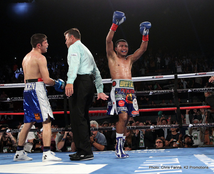 """Gennady """"GGG"""" Golovkin - Consensus #1 Pound-for-Pound Fighter in the World and World Boxing Council (WBC) Super Flyweight Champion ROMAN """"CHOCOLATITO"""" GONZALEZ, (46-0-0, 38 KO's), fighting out of Managua, Nicaragua, will defend his title against Mandatory Challenger SRISAKET SOR RUNGVISAI (41-4-1, (38 KO's) of Si Sa Ket, Thailand, on Saturday, March 18, 2017, at """"The Mecca of Boxing"""", Madison Square Garden."""