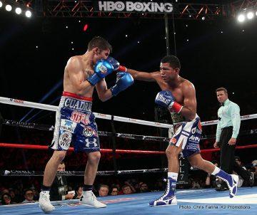 Carlos Cuadras Roman Gonzalez Boxing News Boxing Results