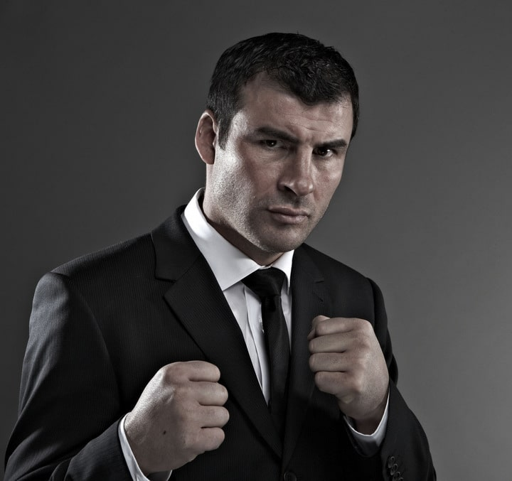 Joe Calzaghe Boxing News British Boxing
