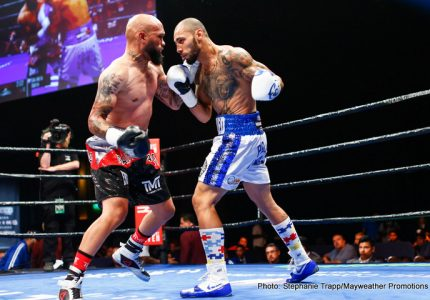 Results: Ishe Smith Scores Majority Decision Over Frank Galarza