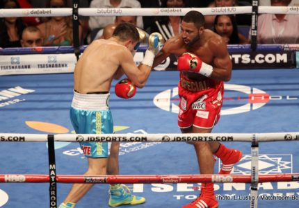 "Kell Brook says his weight ""has settled down,"" "" I could still make welterweight;"" eyes possible fights with Spence, Pacquiao, Khan"