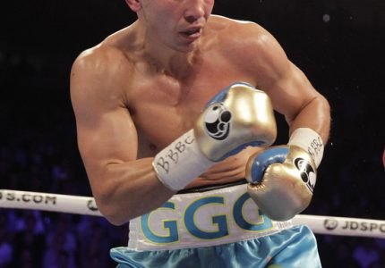 Ingle: Brook welcomes Golovkin rematch