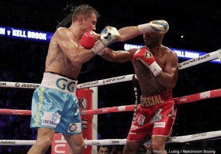 Golovkin vs Brook, Chocolatito Gonzalez vs Cuadras Recap