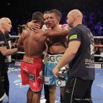 Gennady Golovkin, Kell Brook - Saturday night was one of those rare occasions where boxing fans could feel some gratification in their love for the sport. It was an evening long etched into the diaries of boxing fans, ever since July with the huge announcement that Gennady 'GGG' Golovkin was to visit the UK to defend his middleweight titles against IBF welterweight champ Kell Brook. So often in these cases, the action never quite matches the hype, thankfully on Saturday night, it did. Here, we discuss the fallout from the main event, and potential next steps for both men.