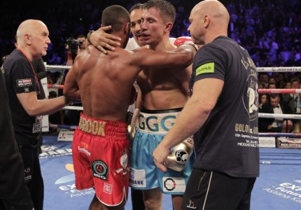What comes next for GGG / Brook?