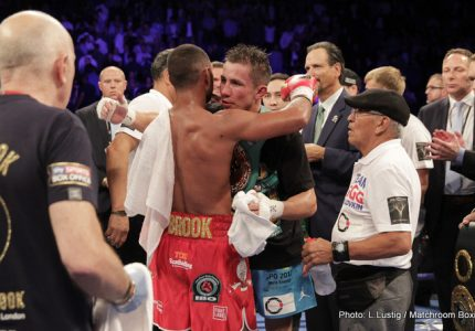 """Best next fight for GGG: BJS or """"The Miracle Man?"""""""