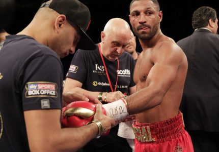 Would a win over Errol Spence make Kell Brook the world's number-one welterweight?