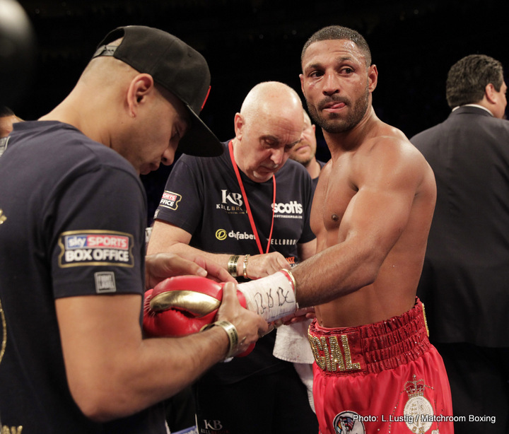Errol Spence Jr. Kell Brook Boxing News Top Stories Boxing