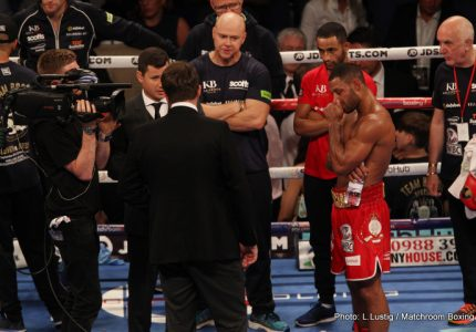 Hearn on Kell Brook's future: We want to go straight into a big one – Canelo, Khan, Cotto the targets